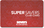 Super Savers Icon